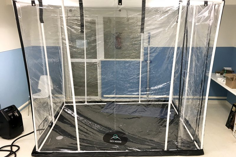 Altitude Training Gym Tent